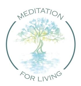 Meditation for living Screen